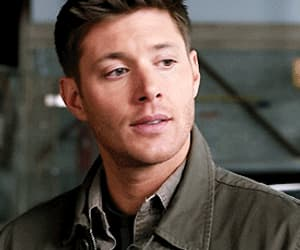 actor, handsome, and dean winchester image
