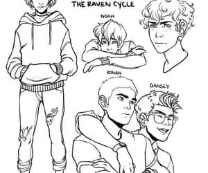 the raven cycle image