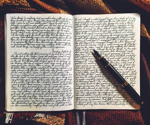 aesthetic, journal, and book image