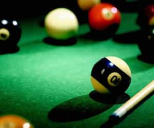 aesthetic, balls, and billiards image