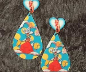 earring and Roger Rabbit image