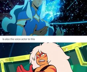 jasper, Voltron, and voice actors image
