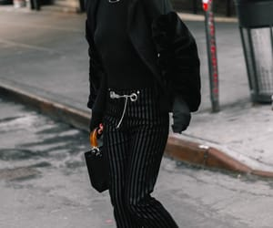 fashion, model look, and off duty image