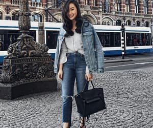 amsterdam, fashion, and outfit image