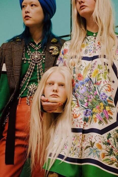article, fashion, and fendi image