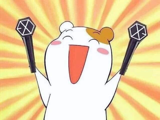 Image about exo in K-Pop Meme 😂 by ellie on We Heart It