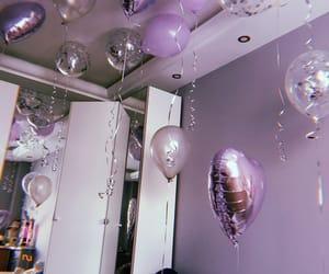 balloon, balloons, and birthday image