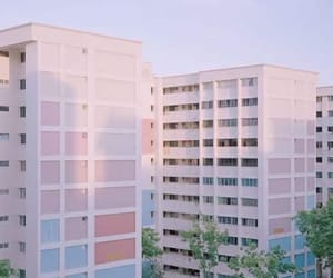 pastel, aesthetic, and building image