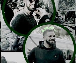 Drake, edit, and green image