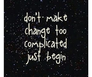 quotes, change, and words image
