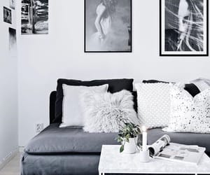 chic, gray, and modern image