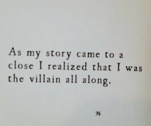 quotes, villain, and story image