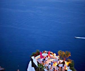 Greece, sea, and blue image