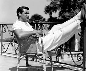 bw and cary grant image
