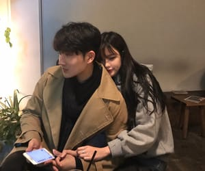 couple and ulzzang image