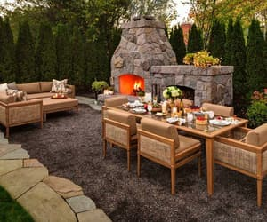 inspiration, outdoor living, and patio image