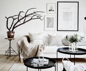 interior and Scandinavian image