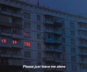 aesthetic, alone, and quotes image