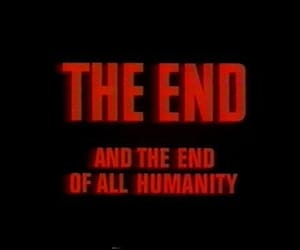 end, humanity, and quote image