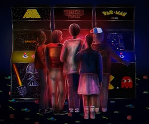 80s, arcade, and vintage image