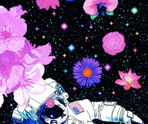 space, tumblr, and wallpaper image