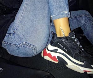 Balenciaga, outfit, and shoes image