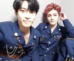 lq, taeyong, and doyoung image