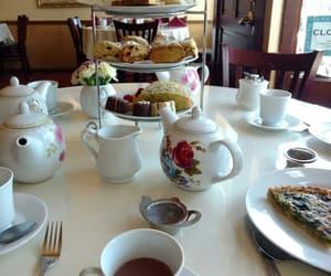 food, te, and tea image