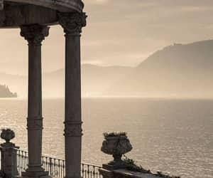 beautiful, italy, and lago di como image