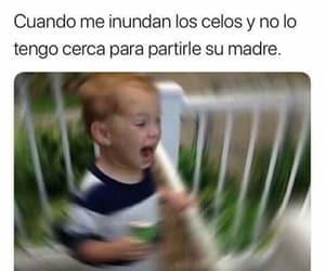 meme, frases, and español image