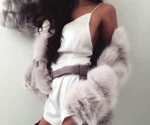 fashion, outfit, and glam image