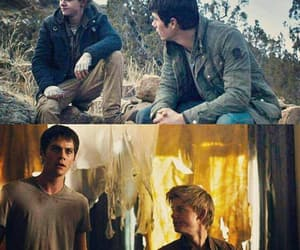 libros, newt, and pelicula image
