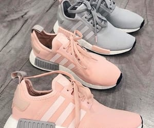 adidas, hello, and pink image