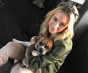 dog, riverdale, and lili reinhart image