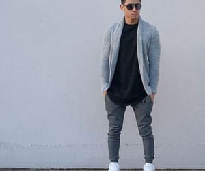 perfect outfit and man fashion image