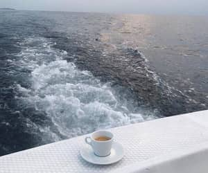 coffee, nature, and beautiful view image