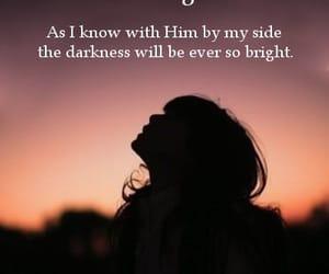 bright, jesus, and life image