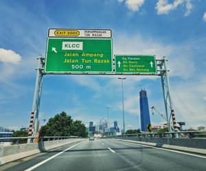 city, KL, and Kuala Lumpur image