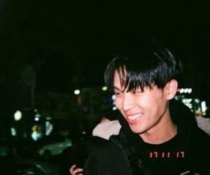korean, rapper, and smile image