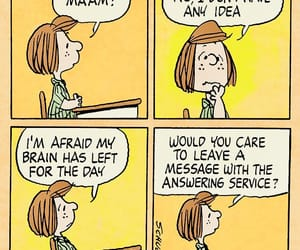 peanuts and peppermint patty image