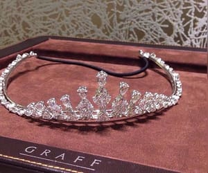 aesthetic, princess, and diamonds image