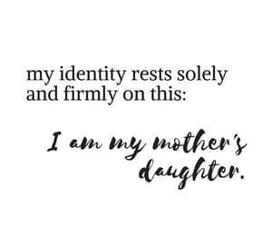 quote, love, and daughter image