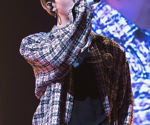 hairstyle, mino, and idol image