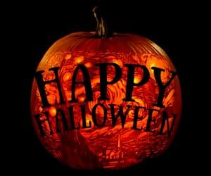 gif, autumn, and Halloween image