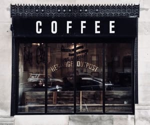 coffee, shop, and aesthetic image