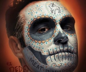 day of the dead, morrissey, and moz image