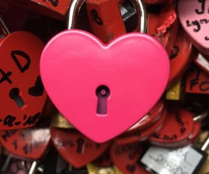 heart, juliet, and key image