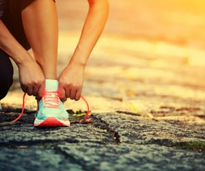 article, health, and jogging image