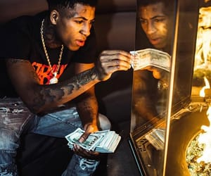 nbayoungboy and youngboyneverbrokeagain image