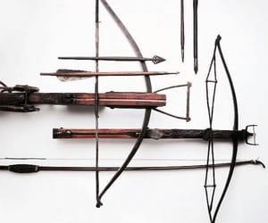 archery, arrow, and bow image
